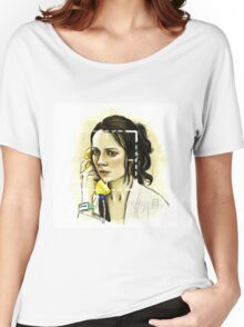 Samantha Groves - Root (Person of Interest) Women's Relaxed Fit T-Shirt