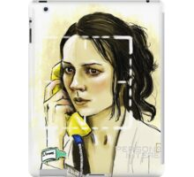 Samantha Groves - Root (Person of Interest) iPad Case/Skin