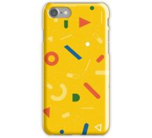 Almost Friday - Yellow iPhone Case/Skin