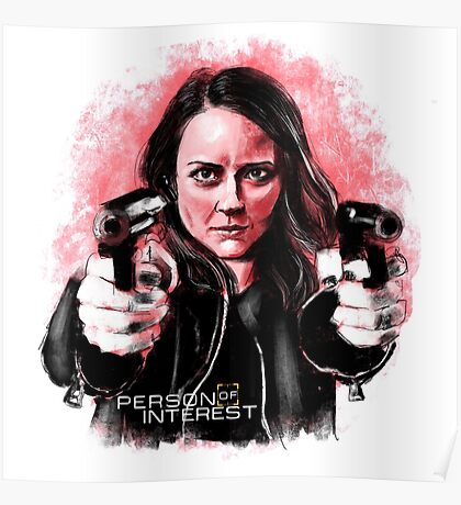 Root (Person of Interest) Poster