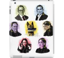 Person of Interest iPad Case/Skin