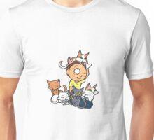 Crazy Cat Morty Unisex T-Shirt