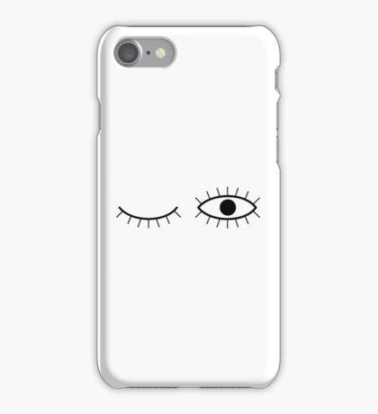 Wink iPhone Case/Skin