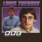 Louis Theroux 90s Tee by JDempzz