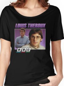 Louis Theroux 90s Tee Women's Relaxed Fit T-Shirt