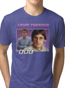 Louis Theroux 90s Tee Tri-blend T-Shirt