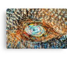 Rhinocerus horn Canvas Print