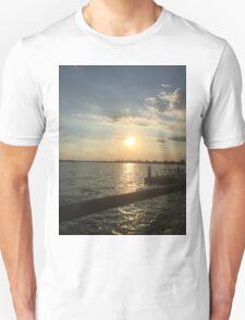 Lake Ray Hubbard  Unisex T-Shirt