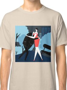 Dance at night Classic T-Shirt