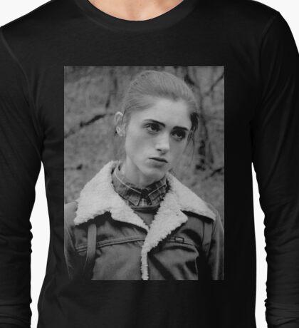 Stranger Things - Nancy Wheeler Long Sleeve T-Shirt