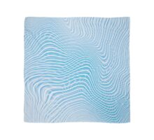 Made Of Blue Lines #redbubble #digital #tech #home #decor Scarf