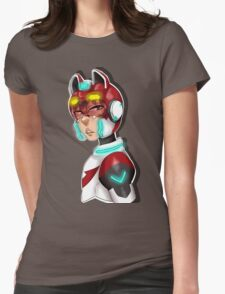 Keith Womens Fitted T-Shirt