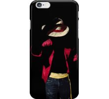 Grungy Pirate King iPhone Case/Skin