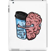 Coffee- Brain Dead iPad Case/Skin
