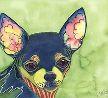 Chihuahua Painting by artendeavors