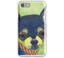 Chihuahua Painting iPhone Case/Skin