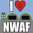 I love NWAF by Smallbrainfield