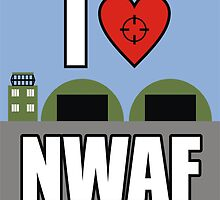 I love NWAF by Smallbrainfield