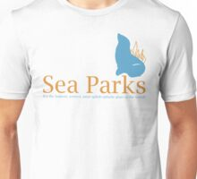 IT Crowd Sea Parks Unisex T-Shirt