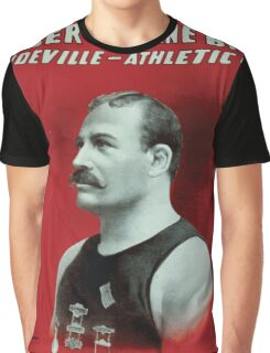 Performing Arts Posters Roeber and Crane Bros Vaudeville Athletic Co 0556 Graphic T-Shirt