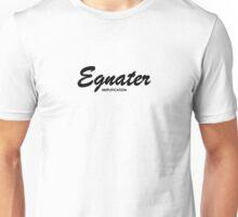 egnater black Unisex T-Shirt