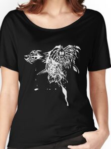 Zombie sniper B Women's Relaxed Fit T-Shirt
