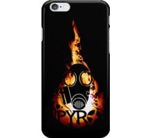 Team Fortress 2 - Pyro iPhone Case/Skin