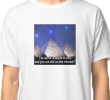 Armageddon  Classic T-Shirt