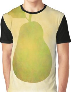 Portrait Of A Pear Graphic T-Shirt
