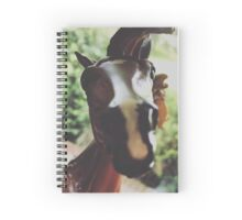 Firefly The Horse Spiral Notebook