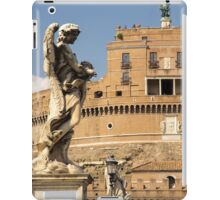 Rome - Mausoleum of Hadrian  iPad Case/Skin