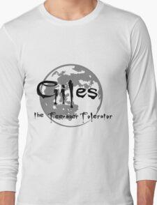 Giles the Teenager Tolerator Long Sleeve T-Shirt