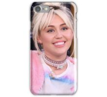 Miley Cyrus - jimmy fallon 2016 iPhone Case/Skin