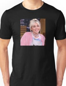 Miley Cyrus - jimmy fallon 2016 Unisex T-Shirt