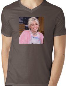 Miley Cyrus - jimmy fallon 2016 Mens V-Neck T-Shirt