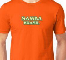 samba brasil Unisex T-Shirt