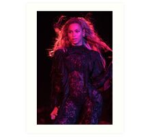 Beyoncé  - FWT LOS ANGELES  Art Print
