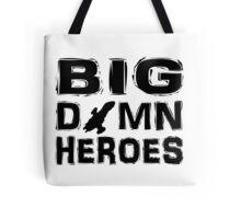 Firefly - Serenity - Big Damn Heroes Tote Bag