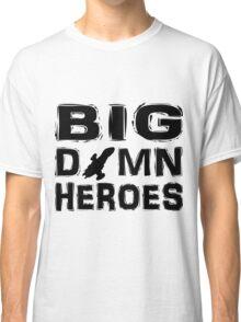 Firefly - Serenity - Big Damn Heroes Classic T-Shirt