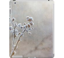 Winter Snow Scene iPad Case/Skin