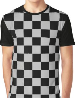Checkered Past  Graphic T-Shirt