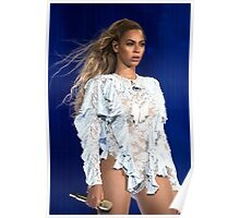 BEYONCE LIVE IN LA  Poster