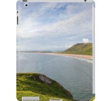 Rhossili Bay iPad Case/Skin