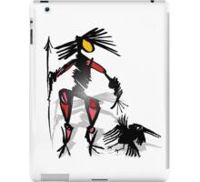follow crow 2 iPad Case/Skin