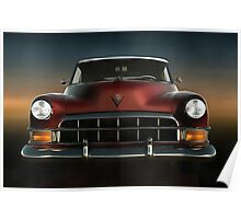 Old-timer Cadillac Poster