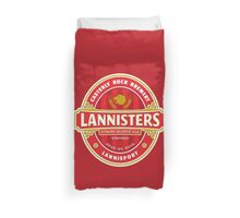 Lannisters Strong Blonde Duvet Cover