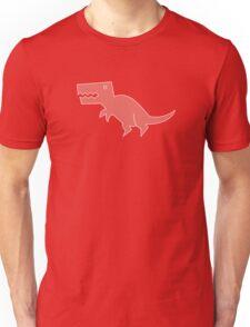 Dinomania - T-Rex Unisex T-Shirt