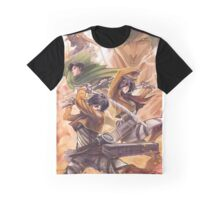ATTACK!! Graphic T-Shirt