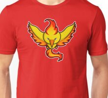 Super Cute Legendary Bird - Team Red Unisex T-Shirt
