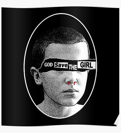 God save the girl Poster
